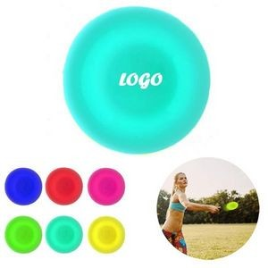 Mini Silicone Flying Disc